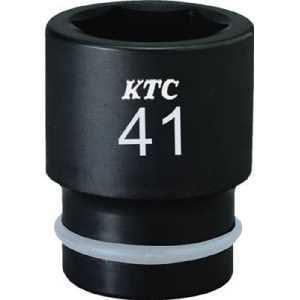 KTC 19.0sq.インパクトレンチ用ソケット(標準)ピン・リング付17mm