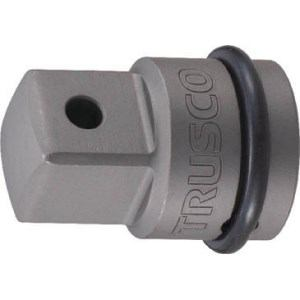 TRUSCO インパクト用ソケットアダプター(凹19.0-凸12.7)