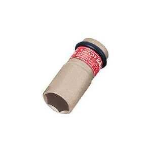 TONE インパクト用薄形ホイルナットソケット 19mm