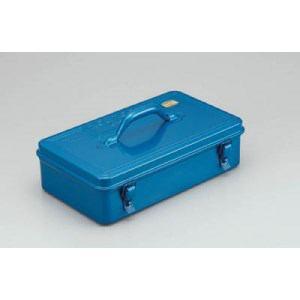 TRUSCO トランク工具箱 368X222X151 ブルー