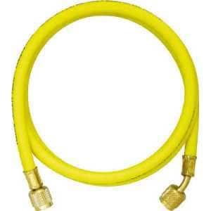 アサダ R410A用チャージングホースプラス2 92cm 黄