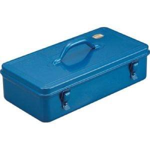 TRUSCO トランク工具箱 418X222X162 ブルー