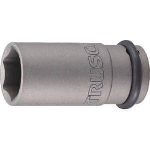 TRUSCO インパクト用ロングソケット(差込角19.0)対辺24mm