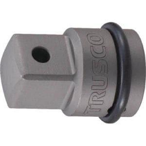 TRUSCO インパクト用ソケットアダプター(凹19.0-凸25.4)