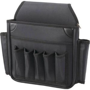 TRUSCO 内装用腰袋 ブラック