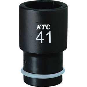 KTC 19.0sq.インパクトレンチ用ソケット(ディープ薄肉)23mm