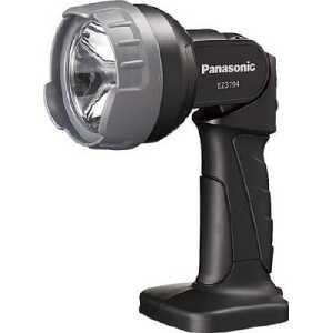 パナソニック 工事用充電ライト:黒