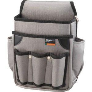 TRUSCO 腰袋二段+ペンチケース グレー