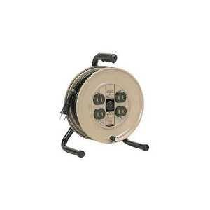 ハタヤ 温度センサー付コードリール単相100V10M
