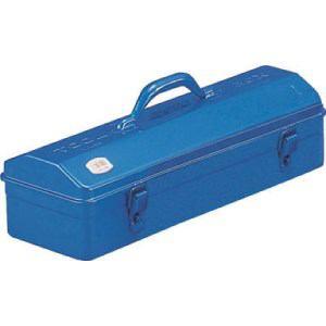 TRUSCO 山型工具箱 531X202X228.5 ブルー