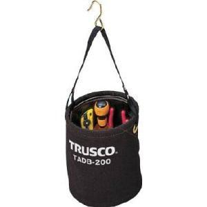 TRUSCO アタッチメント付電工バケツ Φ240X240