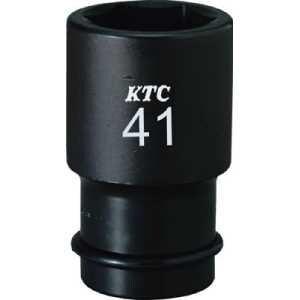 KTC 25.4sq.インパクトレンチ用ソケット(ディープ薄肉)22mm