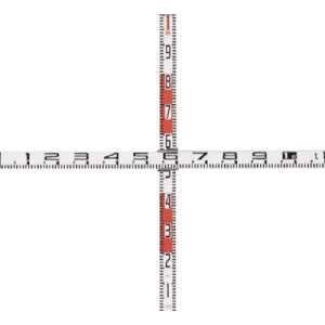 マイゾックス 検測ロッド(クロス標尺)