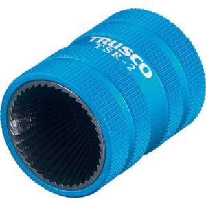 TRUSCO パイプリーマー ステンレス用 穴径Φ8~35