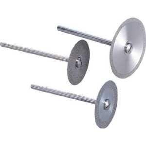 ナカニシ ダイヤモンドカッティングディスク電着タイプ シャンク径φ3