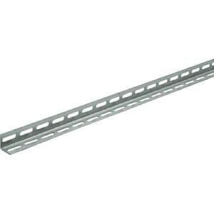 TRUSCO 配管支持用穴あきアングル L40型 スチール L2100 5本組
