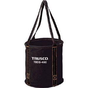 TRUSCO 大型電工用バケツ Φ450X450