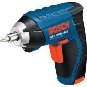 ボッシュ(BOSCH) バッテリードライバー