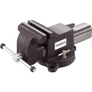 TRUSCO 回転台付アンビルバイス 200mm