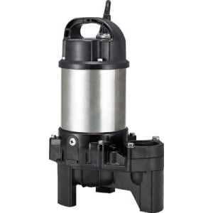 ツルミ 樹脂製汚物用水中ハイスピンポンプ 60HZ