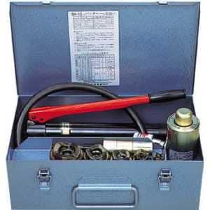 泉 手動油圧式パンチャ