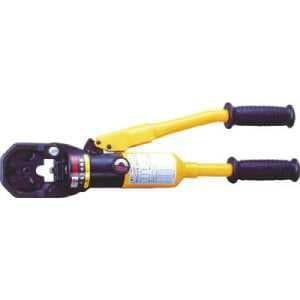 エビ 手動油圧式圧着工具 使用範囲14~150