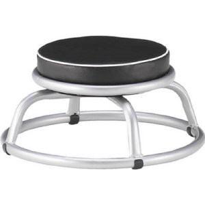 TRUSCO 300Φ回転作業椅子 Φ300XH240