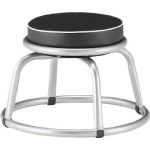 TRUSCO 300Φ回転作業椅子 Φ300XH330