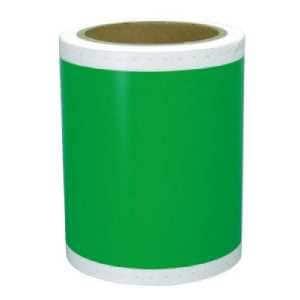 MAX ビーポップ 屋内用 100mm幅シート 緑