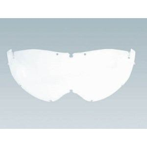 TRUSCO ゴーグル型保護メガネ用スペアレンズ TSG22用