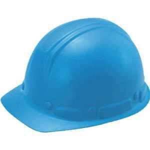 タニザワ 軽量型ヘルメット(前ひさし型) 青