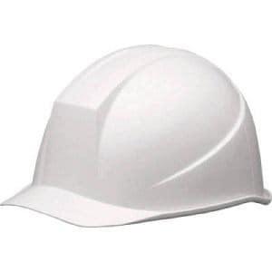 TRUSCO ダイヤル式防臭ヘルメット ホワイト