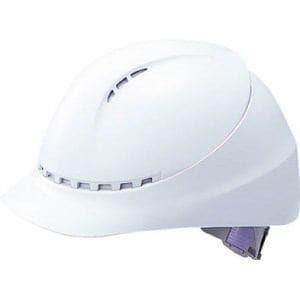 TRUSCO ヘルメット 高通気性型 ホワイト