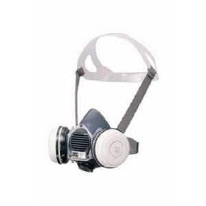 シゲマツ 防毒マスク吸収缶面体
