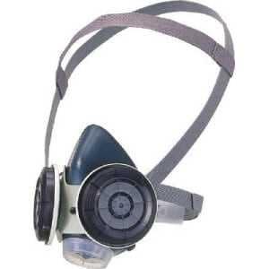 シゲマツ 取替え式防塵マスク