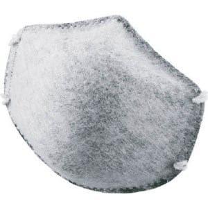 TRUSCO 一般作業用マスク 活性炭入 20枚入