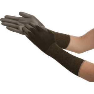 ショーワ ピッタリ背抜き袖口カバー 黒 Lサイズ