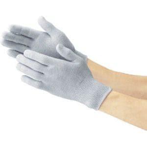 TRUSCO 静電気対策用手袋 ノンコートタイプ Lサイズ