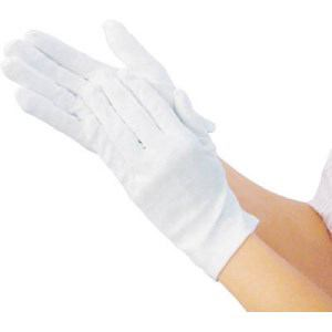TRUSCO 制電手袋 10双組 Sサイズ