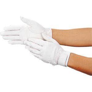 TRUSCO ウェットガード手袋 Lサイズ ホワイト