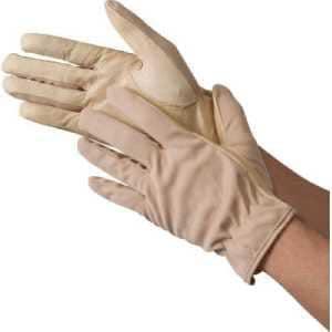 川西 豚ライナー手袋 10P LL