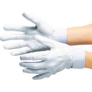 シモン 羊革手袋 セイバーNo.75白 LL寸