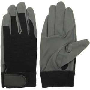 シモン 作業手袋 袖口マジックバンド式 ハンドバリア #30 L寸