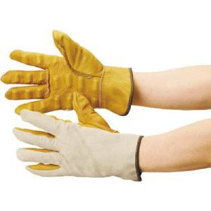 TRUSCO 作業用防振安全手袋 フリーサイズ