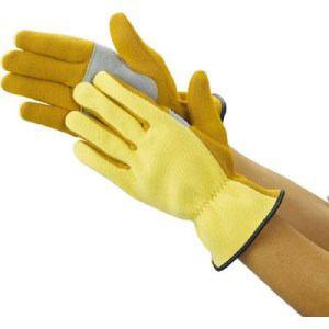 TRUSCO ザイロン耐切創手袋 平当て部補強タイプ Lサイズ