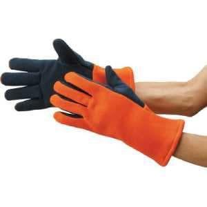 マックス 300℃対応耐熱手袋 ロングタイプ 左手用