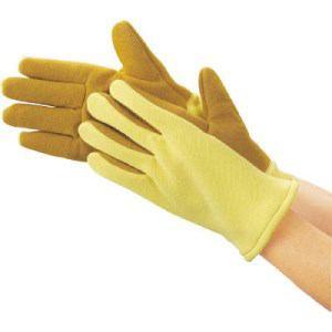 TRUSCO 耐熱耐切創手袋 全長26cm Lサイズ