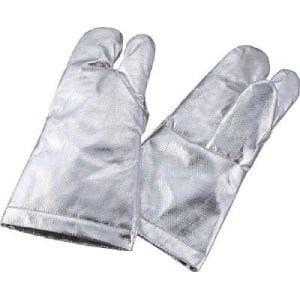 TRUSCO 遮熱保護具3本指手袋 フリーサイズ