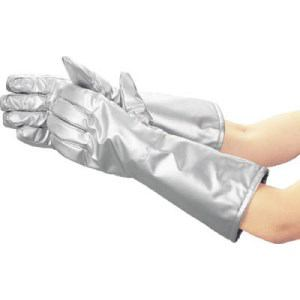 TRUSCO 遮熱・耐熱手袋 Lサイズ