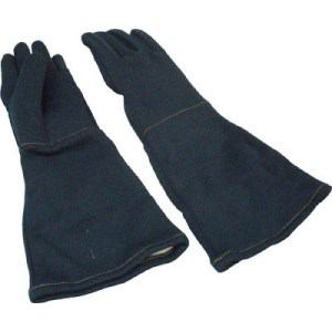TRUSCO 耐熱手袋 全長45cm Lサイズ